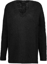 Belstaff Teagan brushed wool-blend sweater