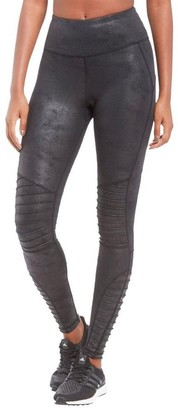 Hpe Women's High-Waist Moto Leggings