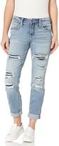 Thumbnail for your product : Silver Jeans Co. Women's Boyfriend Rise Slim Leg Jeans