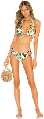 Adriana Degreas x Cult Gaia Tropical Vintage Bikini Set