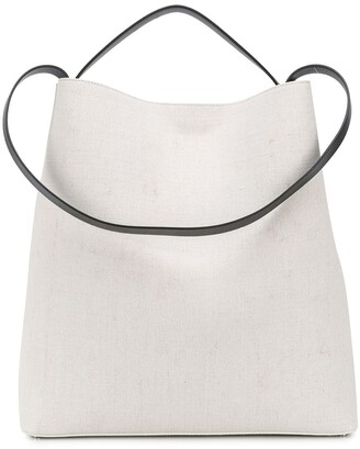 Aesther Ekme Large Contrast Strap Tote Bag