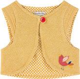 Moulin Roty Graphic sleeveless jacket Lalou