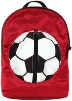 Dolce & Gabbana Soccer Ball Nylon Backpack