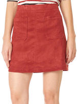 Sanctuary Serena Solid A-Line Skirt