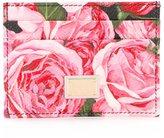 Dolce & Gabbana 'Dauphine' floral print cardholder