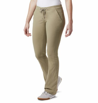 Columbia Women's Standard Anytime Outdoor Boot Cut Casual Pant