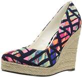 Michael Antonio Women's Anabel-Prt Wedge Pump