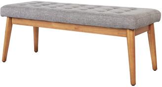 Crosley Landon Upholstered Bench
