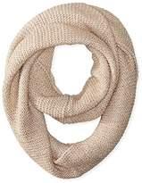 La Fiorentina Women's Textured Knit Snood Scarf