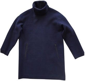 Alaia Blue Viscose Dresses