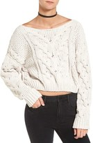 Free People Women's Sticks And Stones Sweater