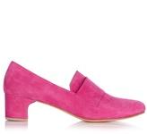 Maryam Nassir Zadeh Melisa mid-heel suede loafers