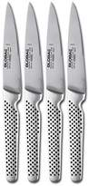 Global 4-Piece Steak Knife Set