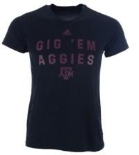 adidas Texas A & M Aggies Men's Locker Slogan T-Shirt