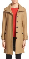 Burberry 'Gibbsmoore' Funnel Collar Trench Coat
