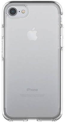 Otterbox Symmetry Case Ultra Slim Drop Proof Cover for iPhone 8/7 Plus Clear