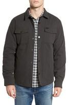 RVCA Men's Officer's Shirt Jacket