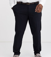 Asos Design ASOS DESIGN Plus skinny suit trousers in navy