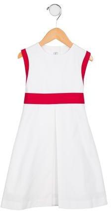 Papo d'Anjo Girls' Sleeveless Dress