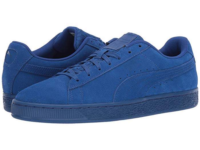online store b6fe2 7b05a Suede Classic Mono