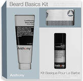 Anthony Logistics For Men Beard Basics Kit