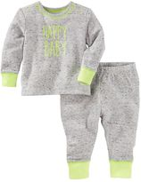 "Osh Kosh Baby Happy Baby"" Top & Pants Set"