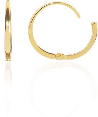 Mcfarlane Fine Jewellery Gold Closed Hoops