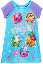 AME Shopkins Super Sweet Nightgown (Little Girls & Big Girls)