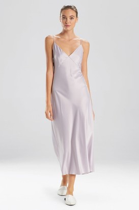 Natori Feathers Satin Elements Gown