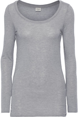 Charli Manuela Ruched Jersey Top