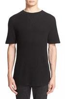 Alexander Wang Men's Waffle Knit T-Shirt