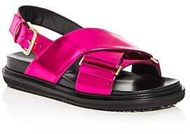 Marni Women's Fussbett Slingback Sandals