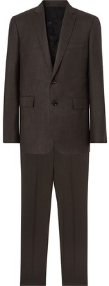 Burberry Puppytooth Check Suit