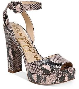 Sam Edelman Women's Kath Platform Sandals