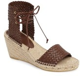 Bettye Muller Women's Demee Woven Wedge Sandal