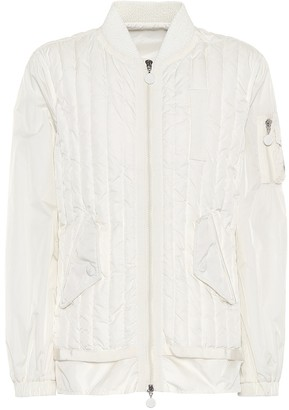 Moncler Kim quilted down jacket