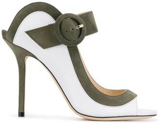 Jimmy Choo Hutch 100 sandals