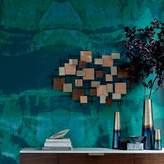 west elm Quartz Stone Mural Wallpaper