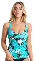 Seafolly Tropical Vacay DD Cup Tankini Separate