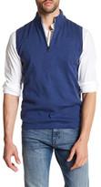 Peter Millar Shelby Quarter Zip Vest
