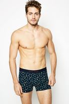 Bridgenorth Ski Print Boxer Shorts