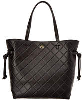 Tory Burch Georgia Slouchy Leather Tote