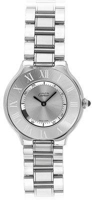 Cartier Women's Must 21 Watch in Stainless Steel