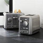 Crate & Barrel Cuisinart ® Custom Select Toasters
