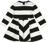 Il Gufo Striped Milano Jersey Dress