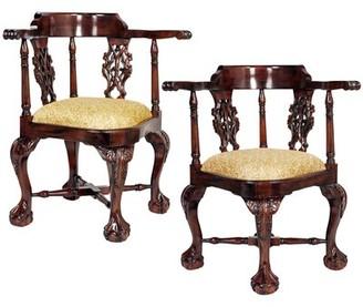 Toscano Design Chippendale Armchair Design