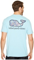 Vineyard Vines Short Sleeve Pain Relief Whale Pocket Tee Men's T Shirt