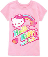 Hello Kitty Girls Graphic T-Shirt-Preschool