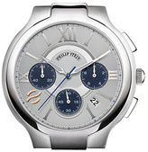 Philip Stein Teslar Chronograph Round Watch Head