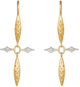 Cathy Waterman Women's Triple-Drop Earrings